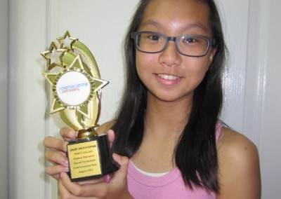 Chloe Chua E-Shyan