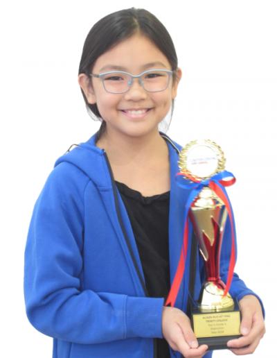 Alison Kuo Kit Ying - Grade 3