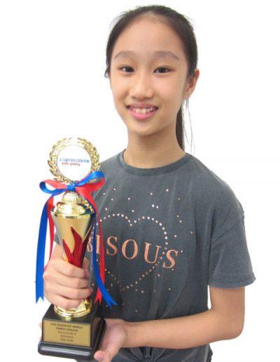 Foo Shuen Hui Janelle - Grade 3
