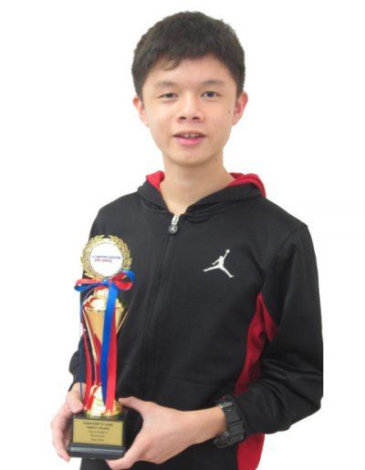 Jodan Kerk Yu Liang - Grade 5