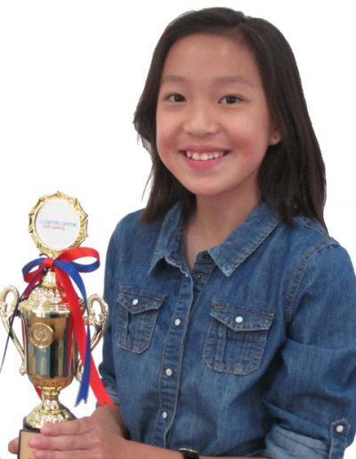 Lau Shen-I - Grade 6
