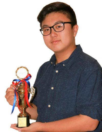Michael Lang Li-Yuan - Grade 7