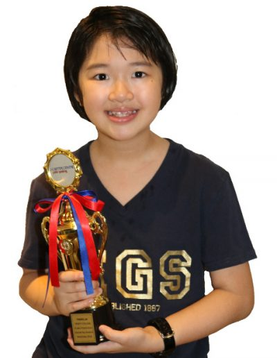 Themis Lai - Grade 3