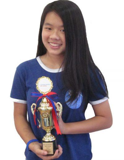 Zara Grace Wee Li Ling - Grade 5