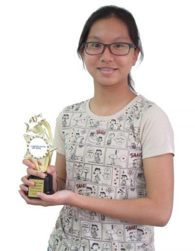 Chloe Chua E-Shyan - Grade 5