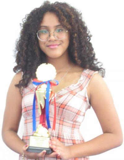 Maya Raisha Zainudin - Grade 8
