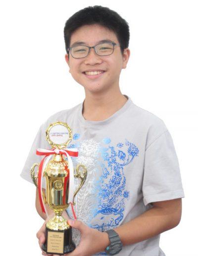 Nicholas Yee Seng Cheung - Grade 5