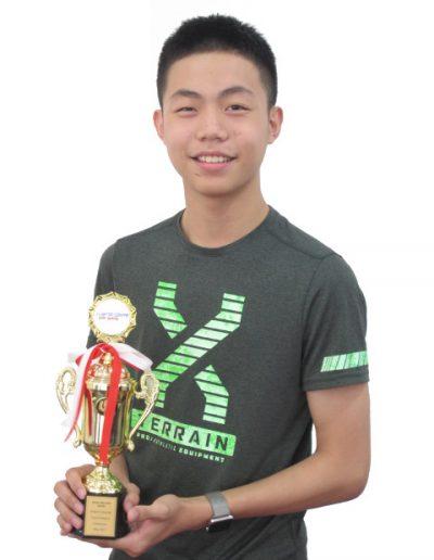 Khua Yan Han Cedric - Grade 6