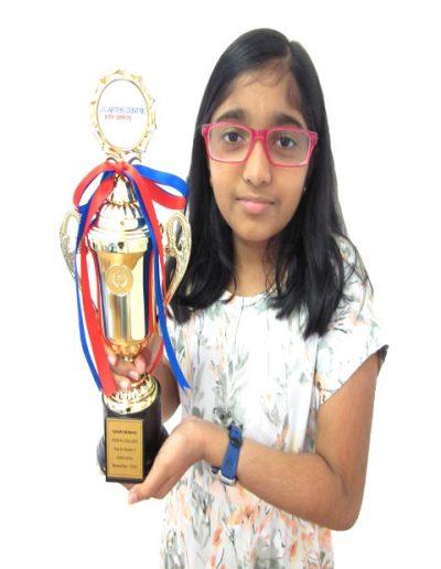 Gauri Madhu - Grade 3