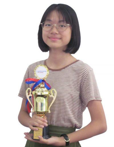 Reyna Ong Si Ting - Grade 7