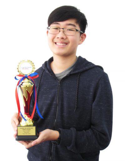 Cheong Hoh Ian Reuben - Grade 6