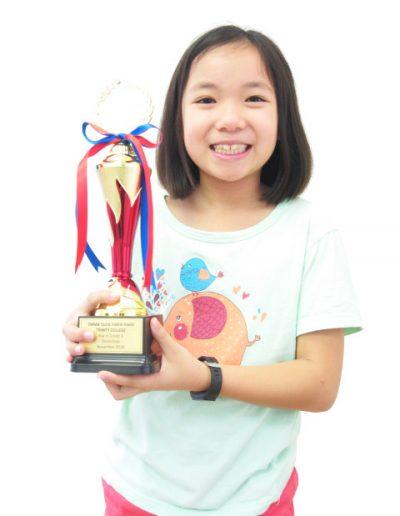 Emma Quek Hwen Hwee - Grade 3