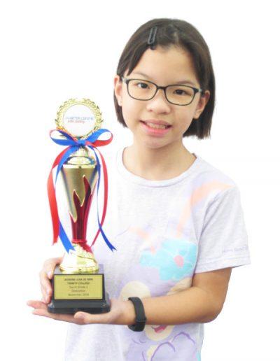 Jasmine Gan Jie Min - Grade 2