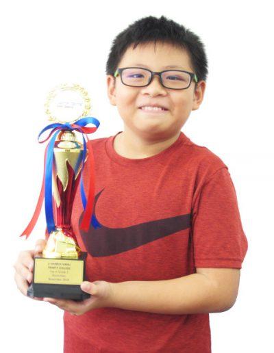 Li Hanrui Harel - Grade 2