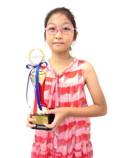 Li Xinyan - Grade 1
