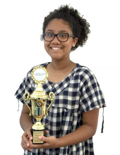 Maya Raisha Zainudin - Grade 5 Nov 2015