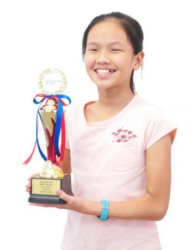 Nieve Toh Jia Yi - Grade 3