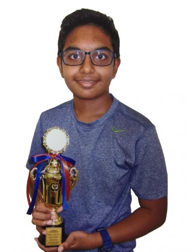 Pranav Shyammalan Grade 4